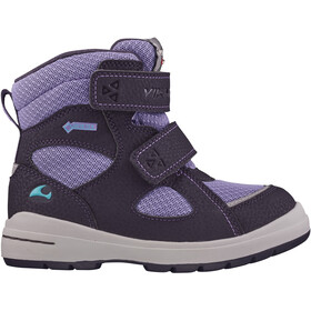 Viking Footwear Ondur GTX Shoes Kids aubergine/purple